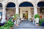 Restaurante El Patio, Havana Vieja, Cuba.
