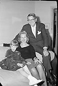 1961-03/10 Virginia Mayo and Family