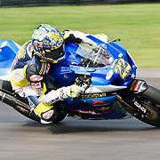 14 AUGUST 2009: AMA at Virginia international race way,22 Tommy Hayden Rockstar/Makita Suzuki GSX-R1000