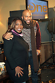 Blackhouse Presents: One-on-one with Common held at the Blackhouse and hosted by TV One