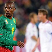 Cameroon v Denmark