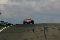 Scott Dixon at Watkins Glen International, Watkins Glen Indy Grand Prix, September 25, 2005