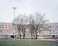 Parc des Courtillières - Aubervilliers/Pantin