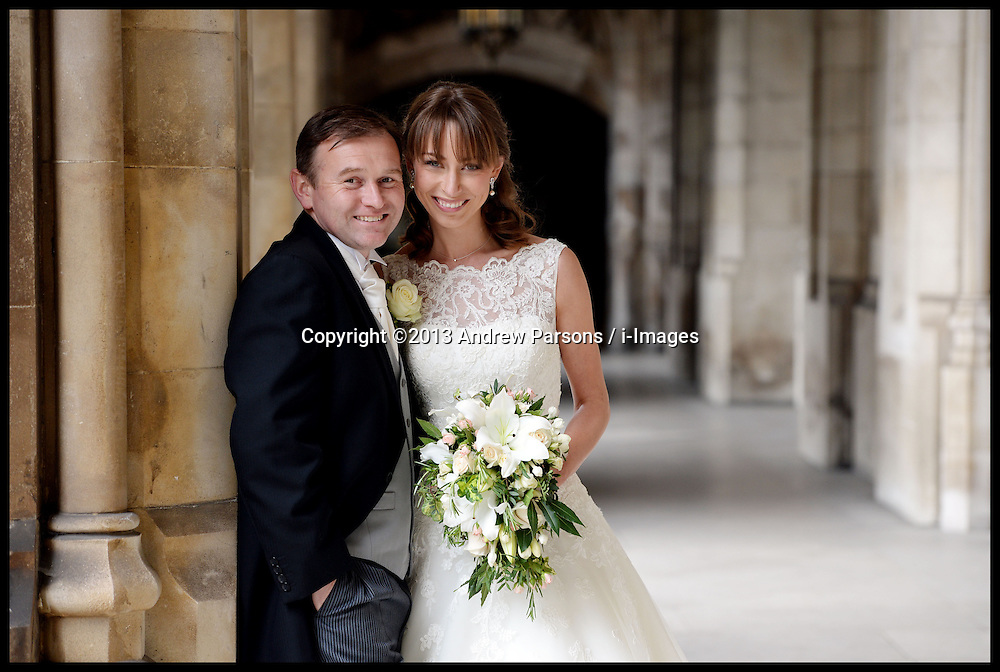 george eustice mp wedding iimages
