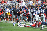 Ole Miss' Grove Bowl at Vaught-Hemingway Stadium in Oxford, Miss. on Saturday, April 13, 2013.