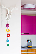 Colorfull apartment interior , professional photography by Piotr Gesicki