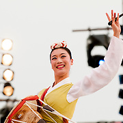 Korean Traditional Drum