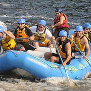 Maine Rafting Trip