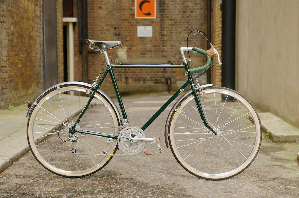 FW Evans 90th anniversary Pashley town bike