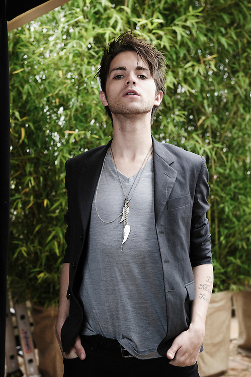Kaboom's actor Thomas Dekker at the 63rd Cannes Film Festival. France. 15 May 2010. Photo: Antoine Doyen