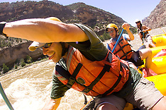 Yampa River Rafting Photos - Colorado, Utah Images - Stock Photography,- Whitewater Rafting