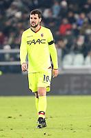 can - 08.01.2017 - Torino - Serie A 2016/17 - 19a giornata  -  Juventus-Bologna nella  foto: Mattia Destro