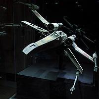 Star Wars Exhibit, Tech Museum of Innovation, San Jose