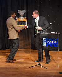 Offensive Newcomer of the Year-Everett Golson.