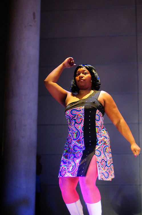 (photo by Matt Roth).Friday, June 18, 2010..Inertia Performing Arts' Spring Concert at MICA's Falvey Hall in the Brown Center...Proud Mary, Inertia Moms