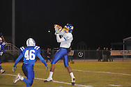 Oxford High vs. Saltillo in Saltillo, MIss. on Friday, November 5, 2010.