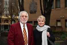 FEB 11 2014 Dave Lee Travis at Southwark Court