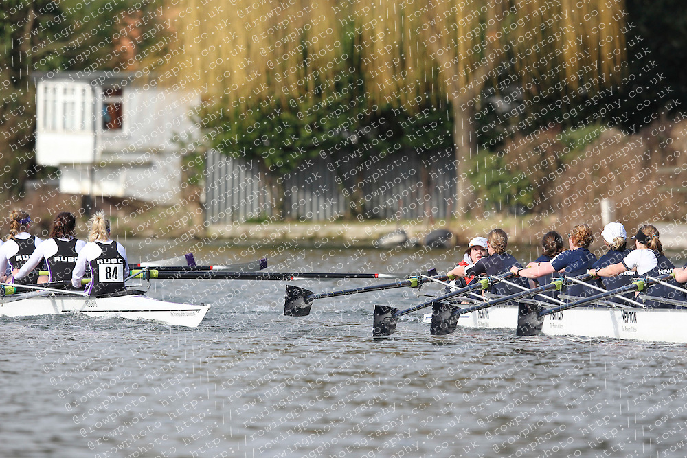 2012.02.25 Reading University Head 2012. The River Thames. Division 1. Osiris W.Sen8+