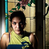 ©Stefano Meluni.19-06-2008 Terni.Portrait of Elisa Penagini - Photographer