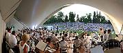 Billings Symphony in the Park, panorama. June 2012