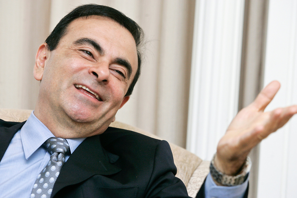 implementing the nissan renewal plan carlos ghosn The first major issue carlos ghosn addressed at renault was the cost structure that was the impetus behind the 20 billion franc cost-reduction plan.