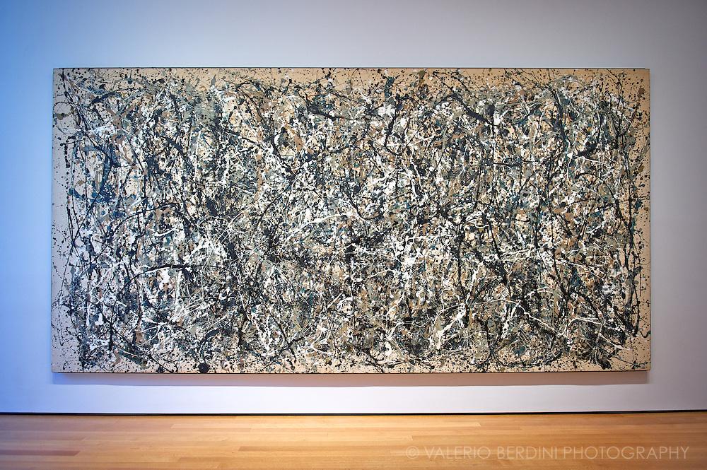 Museum of Modern Art (MoMA). Manhattan, New York City. USA