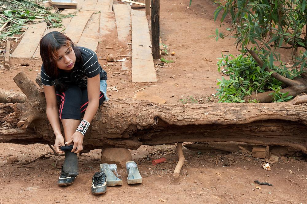 Guarani <br /> Team Kunh&atilde;. Sao Paulo