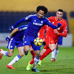150302 Liverpool U21 v Chelsea U21