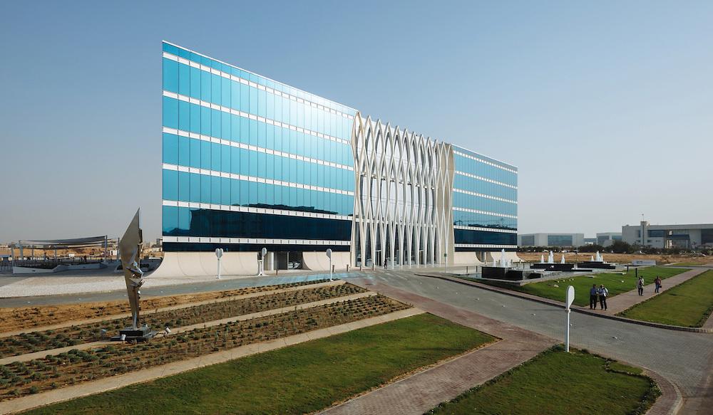 Dar Smart Village Headquarters Nour El Refai Egyptian