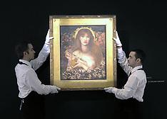 DEC 05 2014 Dante Gabriel Rossetti  Venus Verticordia to be auctioned