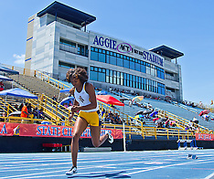 2014 AGGIE Last Chance Track and Field Meet