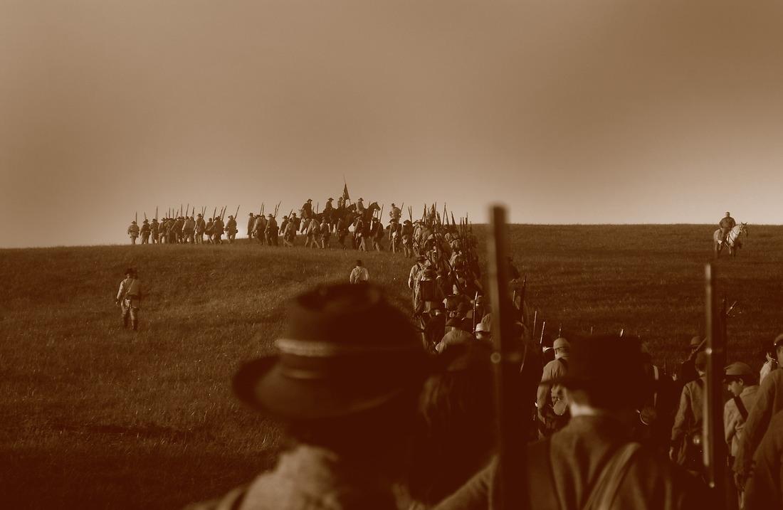 Battle of Perryville, Kentucky, 2002 — © /