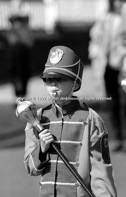 Jazz Bands, 1992 Yorkshire Miners Gala, Barnsley.