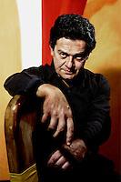 ©Stefano Meluni.27-10-2007 Terni.Portrait of Paolo Liberati - Artista