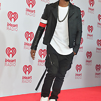 LAS VEGAS - SEP 19: Recording artist Usher attends the 2014 iHeartRadio Music Festival at the MGM Grand Garden Arena on September 19, 2014 in Las Vegas.