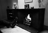 1964 Fireplace at Heitons