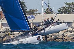 4th March 2016. Fremantle, WA. World Match Racing Tour.