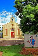 Church in Minas de Matahambre, Pinar del Rio, Cuba.