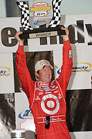 Scott Dixon, Meijer Indy 300, Kentucky Speedway, Sparta, KY USA  8/1/08