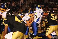 Oxford High's Parker Adamson (3) runs vs. New Hope in New Hope, Miss. on Friday, September 30, 2011. New Hope won 43-22.