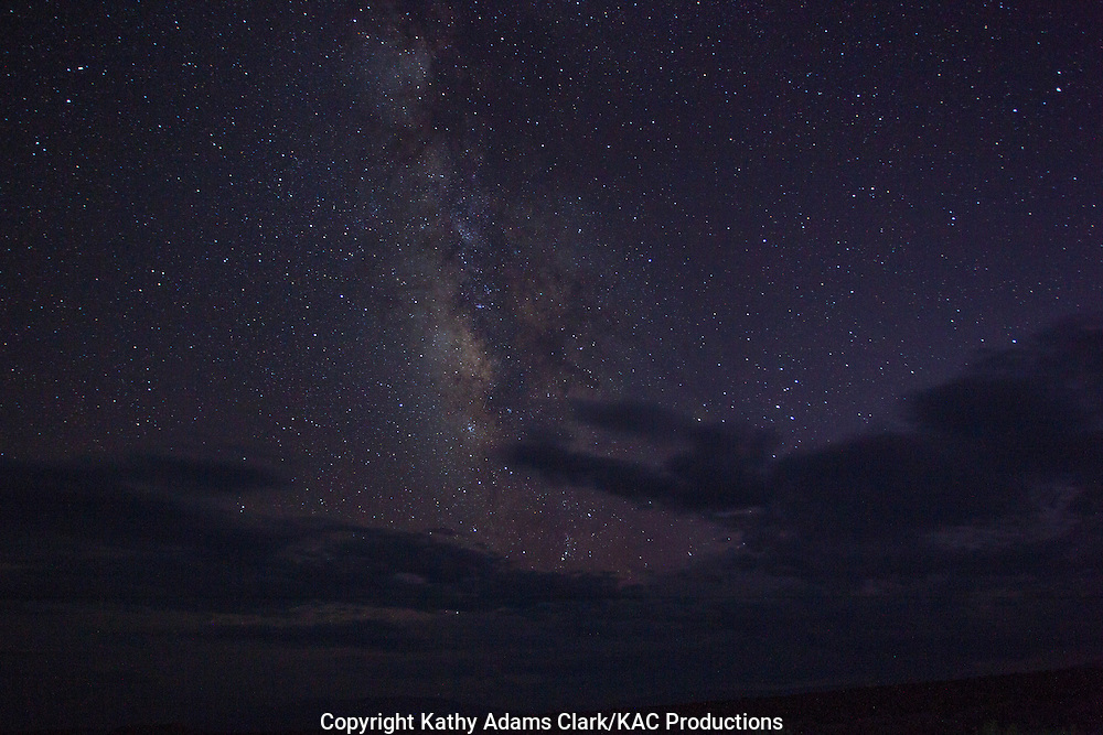 Milky Way, Big Bend National Park, far west Texas.
