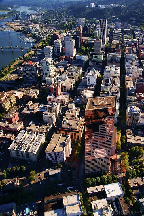 Portland, Downtown Core (2)