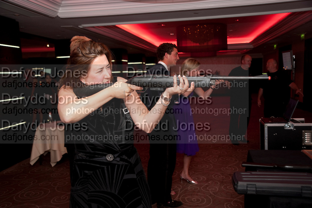 KATHY CHILD-VILLIERS; ,  The Game Conservancy Trust Ball. Intercontinental Hotel. 10 June 2009.