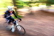 PE00342-00...WASHINGTON - Cyclocross bicycle race in Seattle.