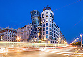 Dancing House, Prague by Milunic & Gehry