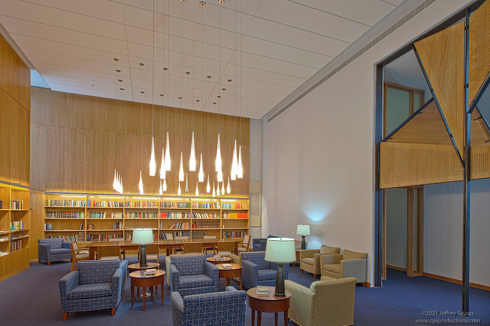 jesuit community in baltimore md interior and exterior photography