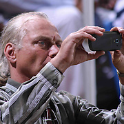 Family and friends take photo's during Dickinson 55th commencement exercises Saturday, June 06, 2015, at The Bob Carpenter Sports Convocation Center in Newark, Delaware.