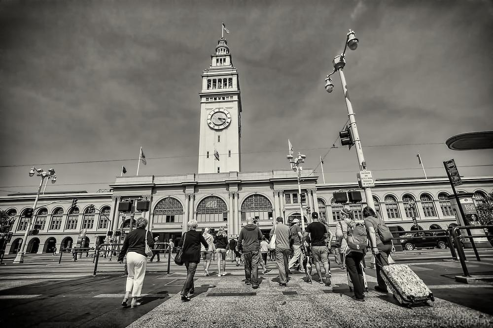 Ferry Building Bound