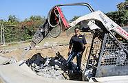 Scott Choppin, owner of S.K. Choppin Demolition Inc.