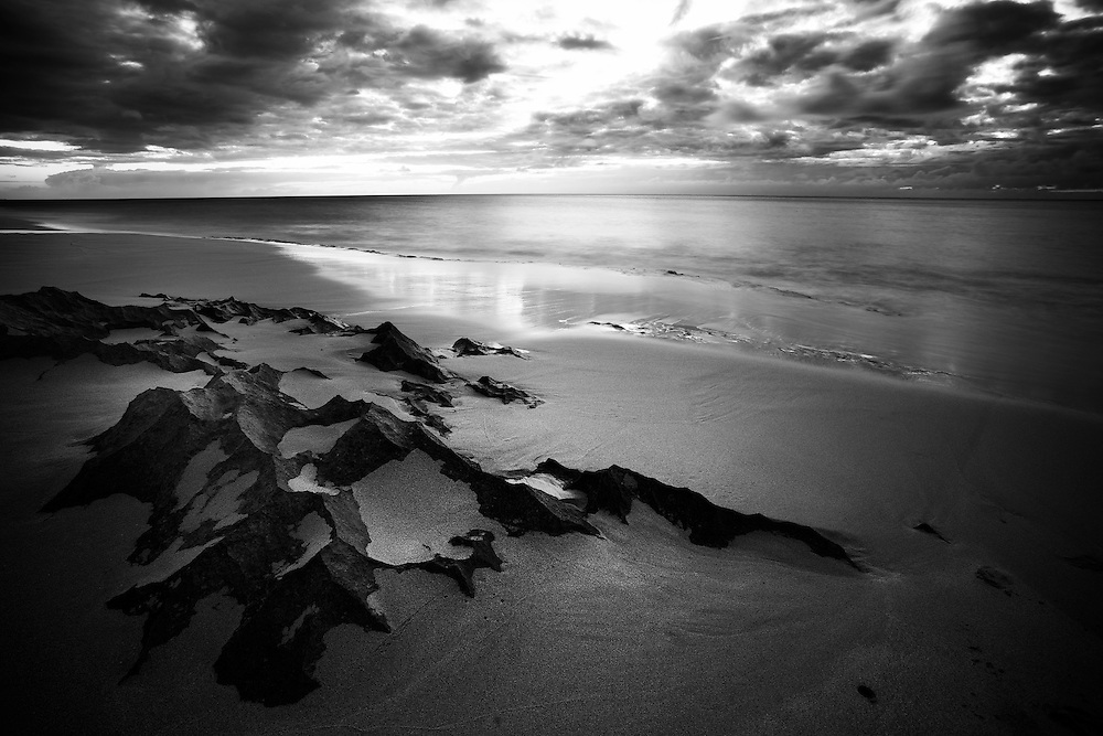 Black And White Photography Beach Sunset Black And White Photography